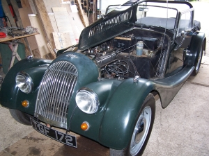 A green Morgan